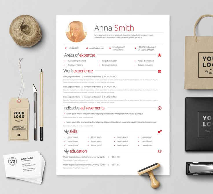 60 best Creative and professional Resume Templates images on - resume template word download