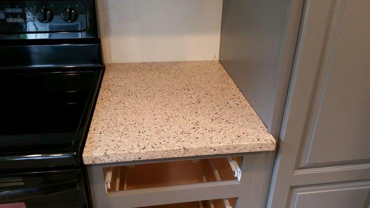 Silver Lake Lg Viatera Quartz Kitchen Countertop Install