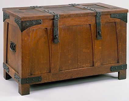 craftsman chest for quilts