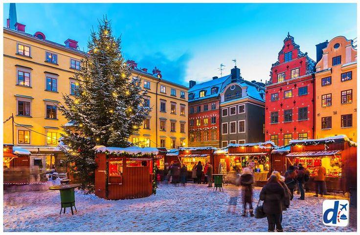 #Celebra la #navidad #christmas #Diciembre con #Despegar