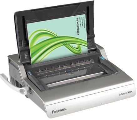 Fellowes Galaxy Electric Wire Binding Machine