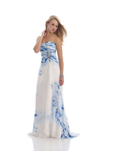 Prom Dress Water