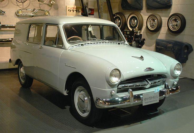 Toyopet Masterline Van RR