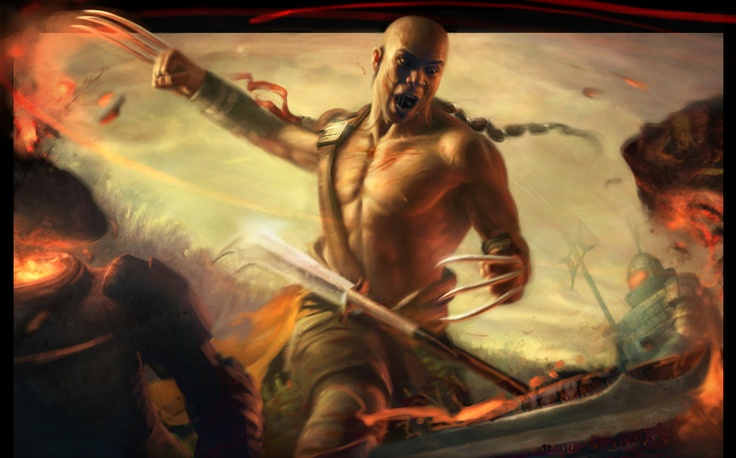 Jade Empire - Though this art is for the XBox version, I played the PC Special Edition version.