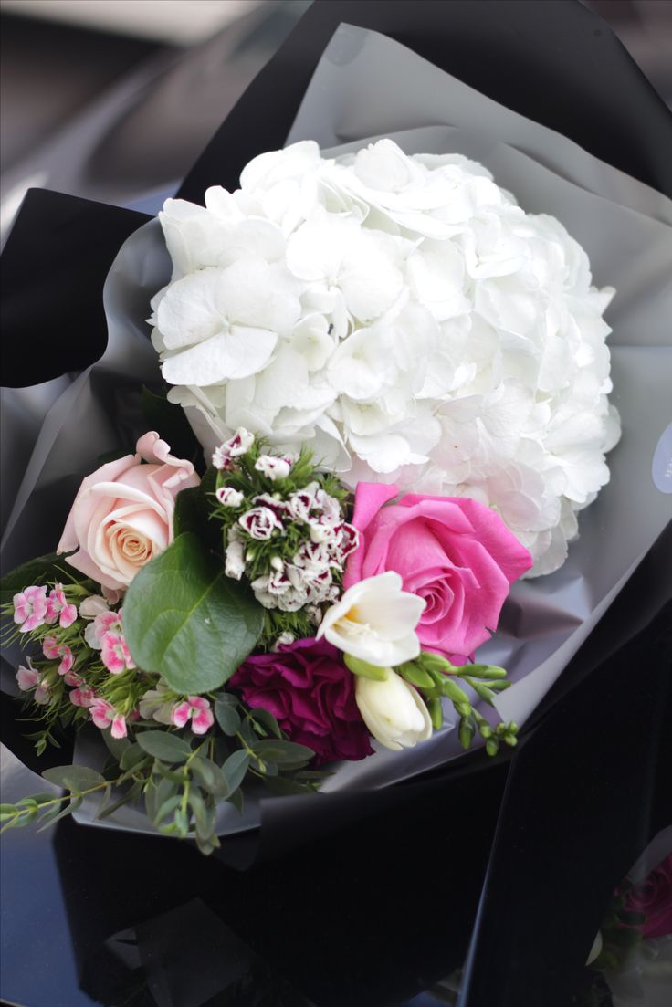 Korea ... graduation bouquet