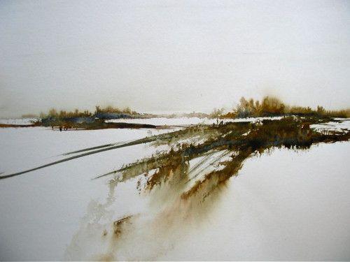 akvarell 50x67