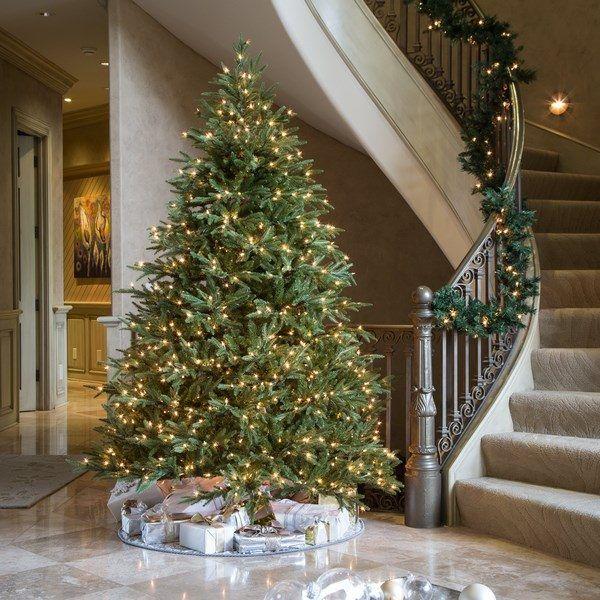 Christmas Home Decor Ideas Artificial Christmas Tree Pre Lit Christmas Trees