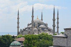 Mezquita Azul, Estambul, Islam