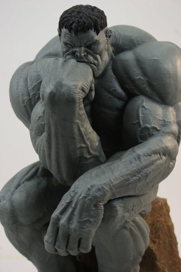 hulk 2 by rieraescultura-art.deviantart.com on @deviantART