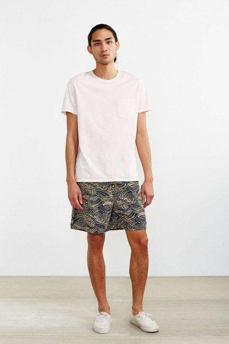 Men's Swimwear Fashions 2016: Designer Swim Trunks