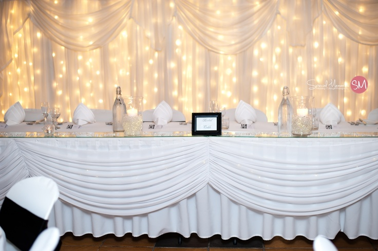 Bridal Backdrop