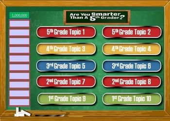 Astronomy - Are You Smarter than a 5th Grader? Game Time ...