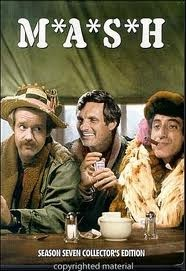 One of the greatest TV shows ever made. I own every season. M*A*S*H