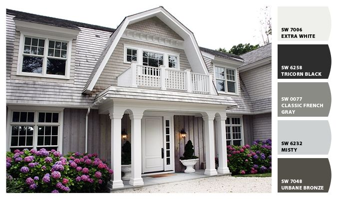Exterior Paint Colors for House