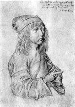 Albrecht Durer at 13  c. 1484