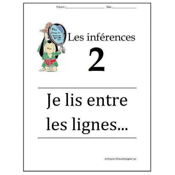 Les inférences 2