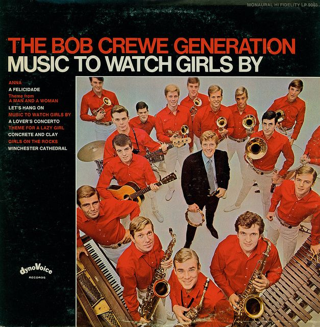 crewe girls Music to watch girls by was the first top 40 hit by bob crewe using his own  name, recorded by his group the bob crewe generation crewe first heard the.