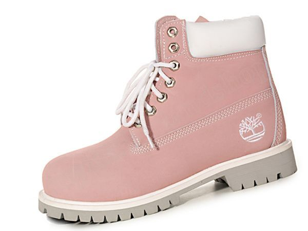 Pink timberland walking boots,White new timberland boots Fast Delivery And Low Price