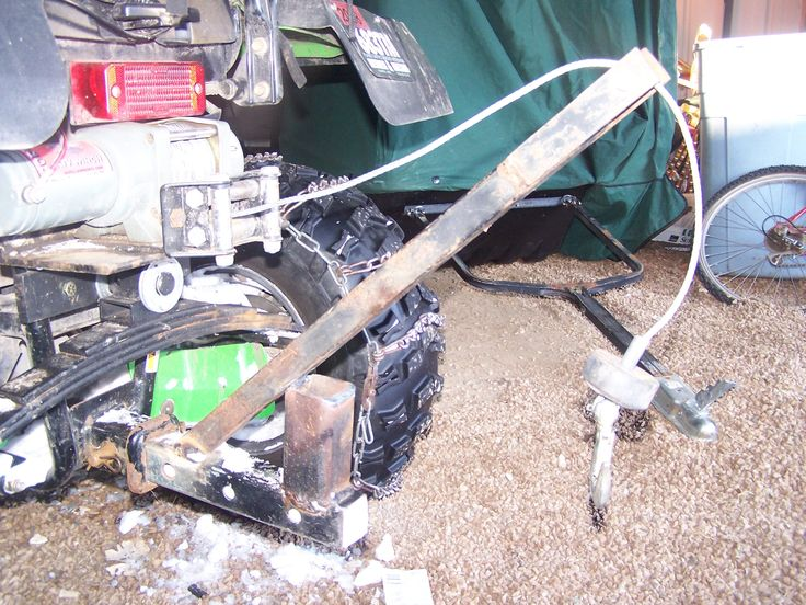 Ken Crane Firearms & Accessories : Homemade atv accessories google s?gning small cranes