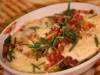 George and the Dragon's Bacon Onion Dip