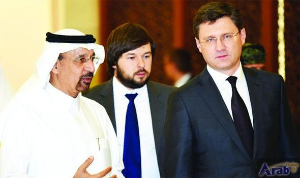 GCC and Russia ministers discuss ways to…
