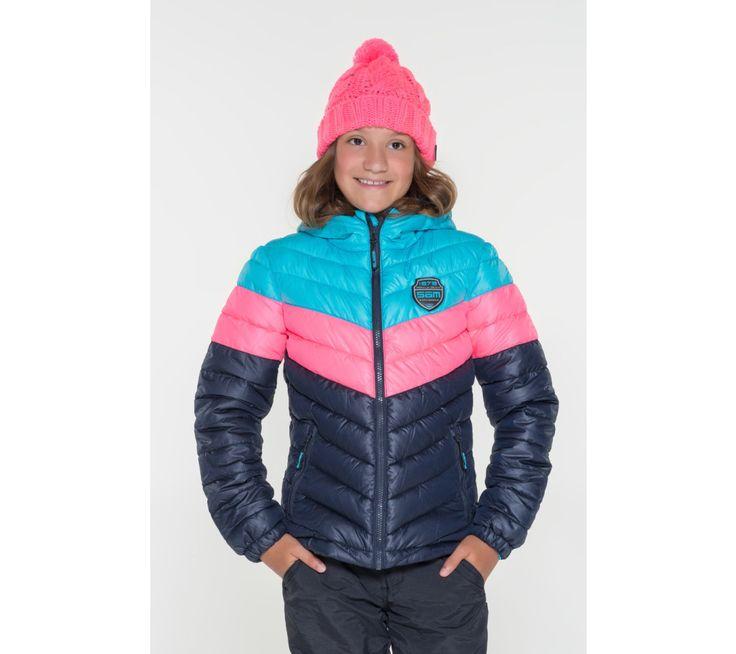 Dievčenská bunda na zips Sam 73 | modino.sk #modino_sk #modino_style #style #fashion #sam73