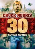 30 Action Movies: Featuring Chuck Norris [DVD]