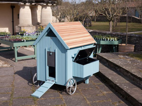 Homebuildlife: Hen House & Hedgehog House by Highgrove
