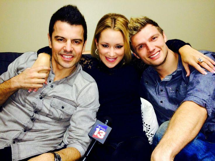 Radio-bsb: Articulo / Entrevista: Nick Carter y Jordan Knight...
