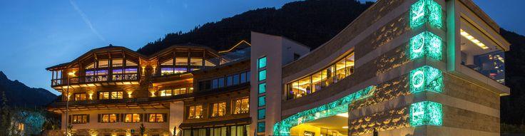 Impressum: Sporthotel STOCK resort*****