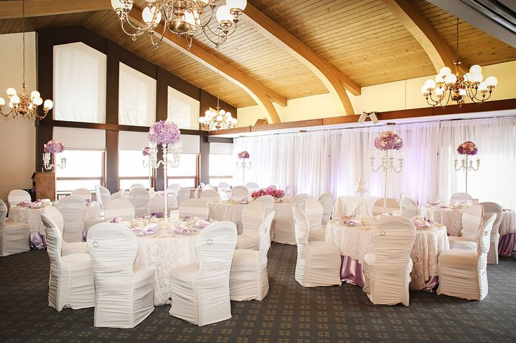 Natasha's Elegant Baptism Reception in Lavender and White | The Little Umbrella