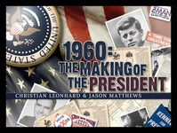 1960: The Making of the President: Presidenti Election, Awesome Games, U.S. Presidents, Boards Games, 1960 Presidenti, 60S, Common Cores, Zman Games, 1960 S