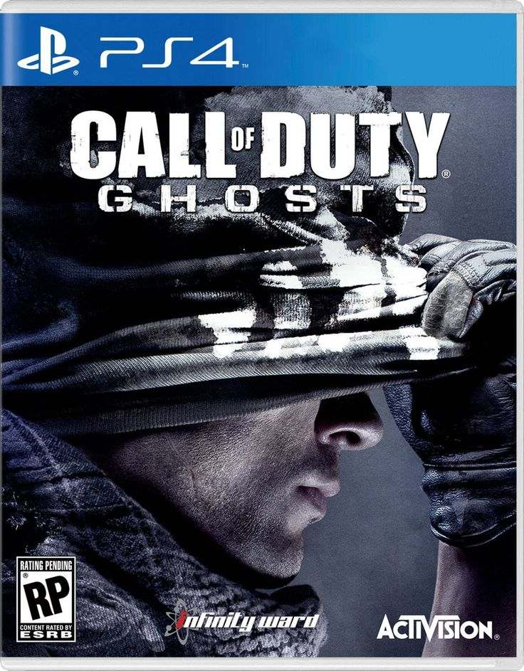 call of duty ghosts video game on playstation 4 ps4 gaming - Ps4 Video Games