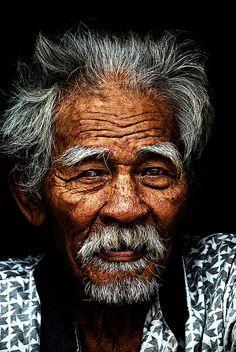 Morgan Freeman without Hollywood Make up!