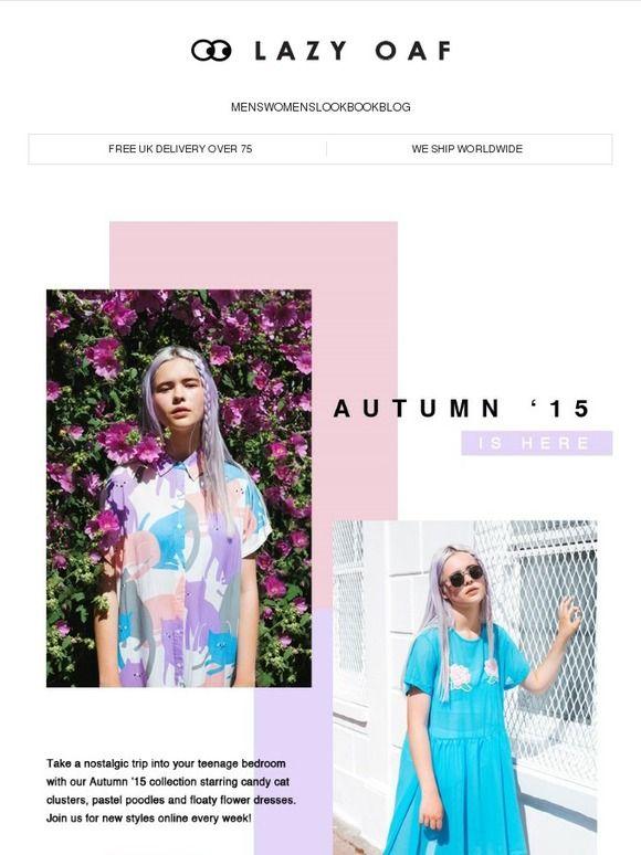 ♥ Keep it Candy | New Autumn Arrivals ♥ - Lazy Oaf