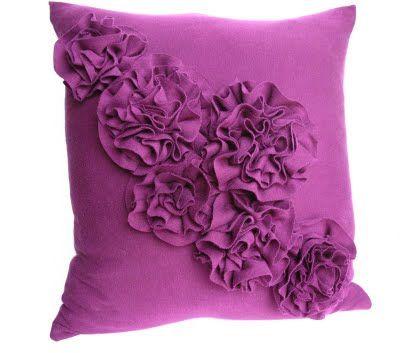 t-shirt pillow--easy!