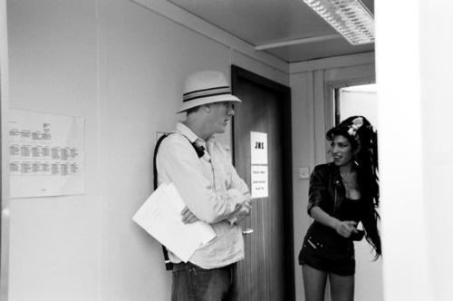 backstage: Jade Winehouse, Amy Winehouse, Tribrute Board, 1983 2011 Tribrute, Amy Jade, Amy Amy