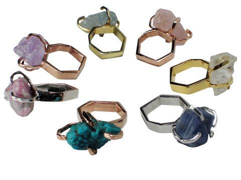 Signature Ring - Rex Royale - Wellington and New Zealand designer fashion clothing jewellery art women's cuba st boutique