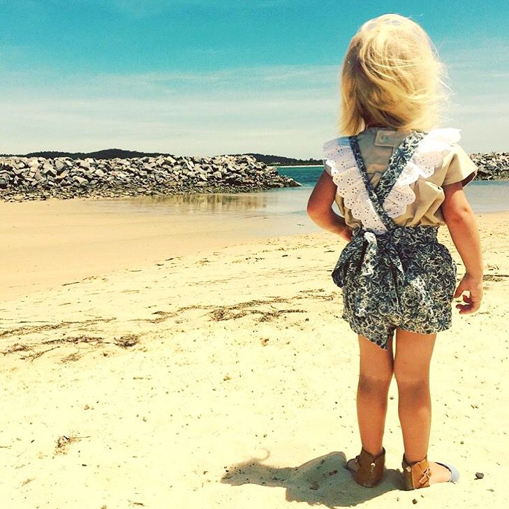 Beach hangs in gorgeous clothing! Available at www.madelinespocket.com.au xx