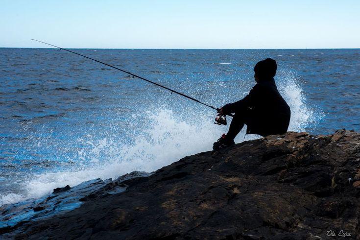 Fishing by Ole Morten Eyra