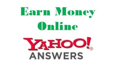 How To Make Money Online With Yahoo Answers