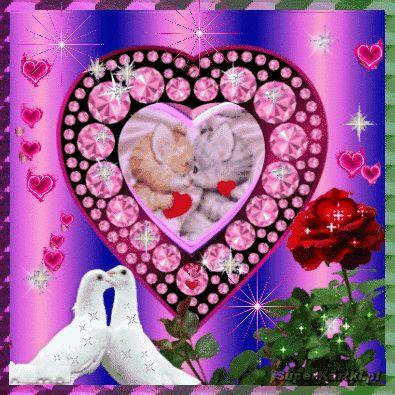 Kochanie jestem zawsze z Tobą sercem i myślami