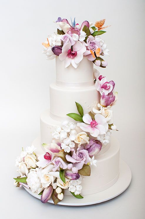 Ron Ben-Israel, Wedding Cakes, Sweet Genius | special wedding cake ideas. check out more at http://www.homeboutiquecraft.com