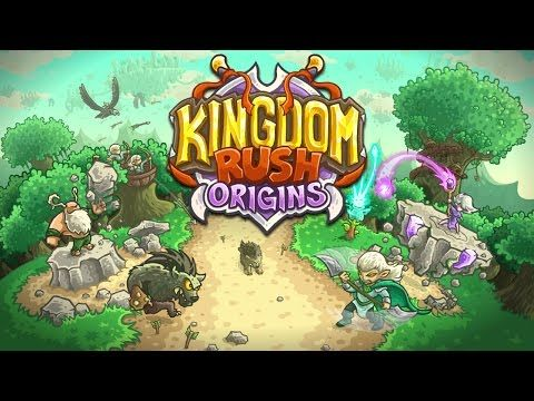 Kingdom Rush Origins (by Ironhide Game Studio) - iOS / Android - HD Gameplay Trailer - YouTube Notes: Animation at the beginning