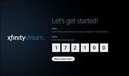 Activate the Xfinity Stream Beta App on Roku