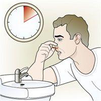 ¿Qué hay que hacer cuando sangra la nariz?