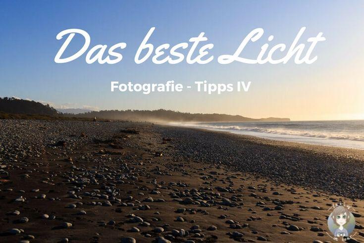 Strahlend blauer Himmel und die Sonne lacht. Wer bevorzugt dieses Wetter nicht im Urlaub? Aber welches ist das beste Licht zum Fotografieren?