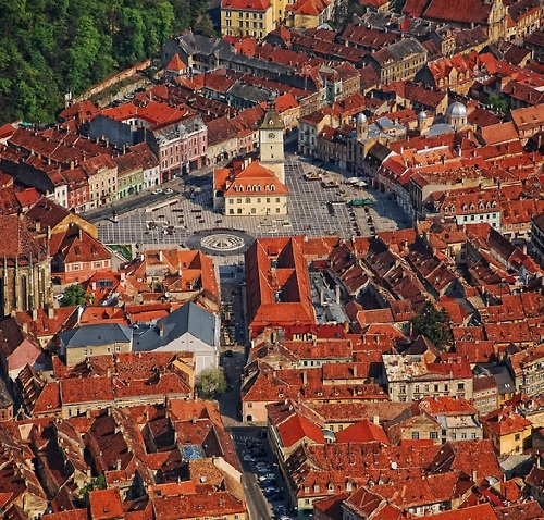 Brasov, Romania. Beautiful city!