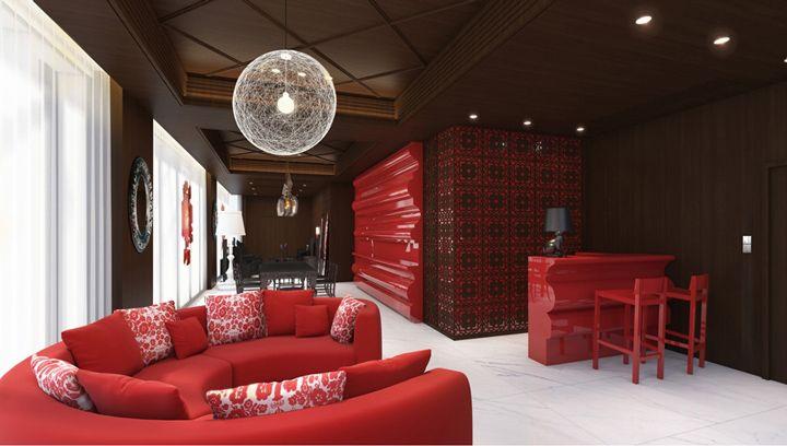 Mira Moon hotel by Wanders & yoo, Hong Kong