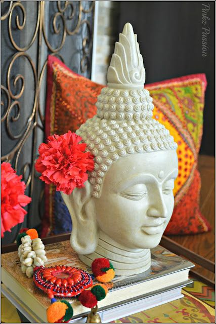 Asian Inspired Décor, Buddha, Buddha Décor, Buddha Vignettes, Global decor, Home…